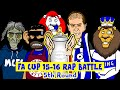 Download FA Cup RAP BATTLE (5th Round Highlights 2015-2016)(Chelsea 5-1 Man City I Reading 3-1 West Brom)