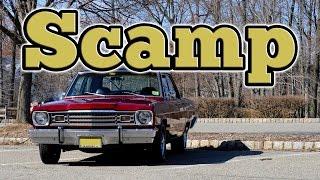 Regular Car Reviews:1974 Plymouth Valiant Scamp