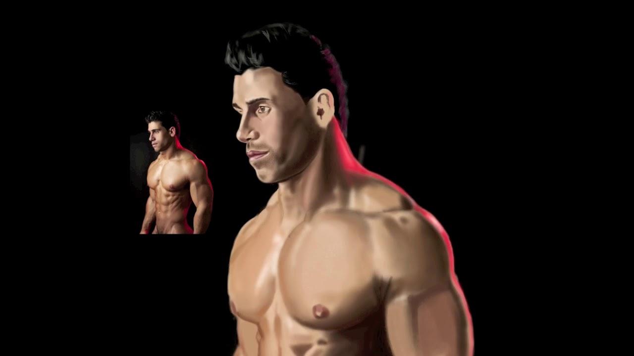 Nude Tasteful pics male