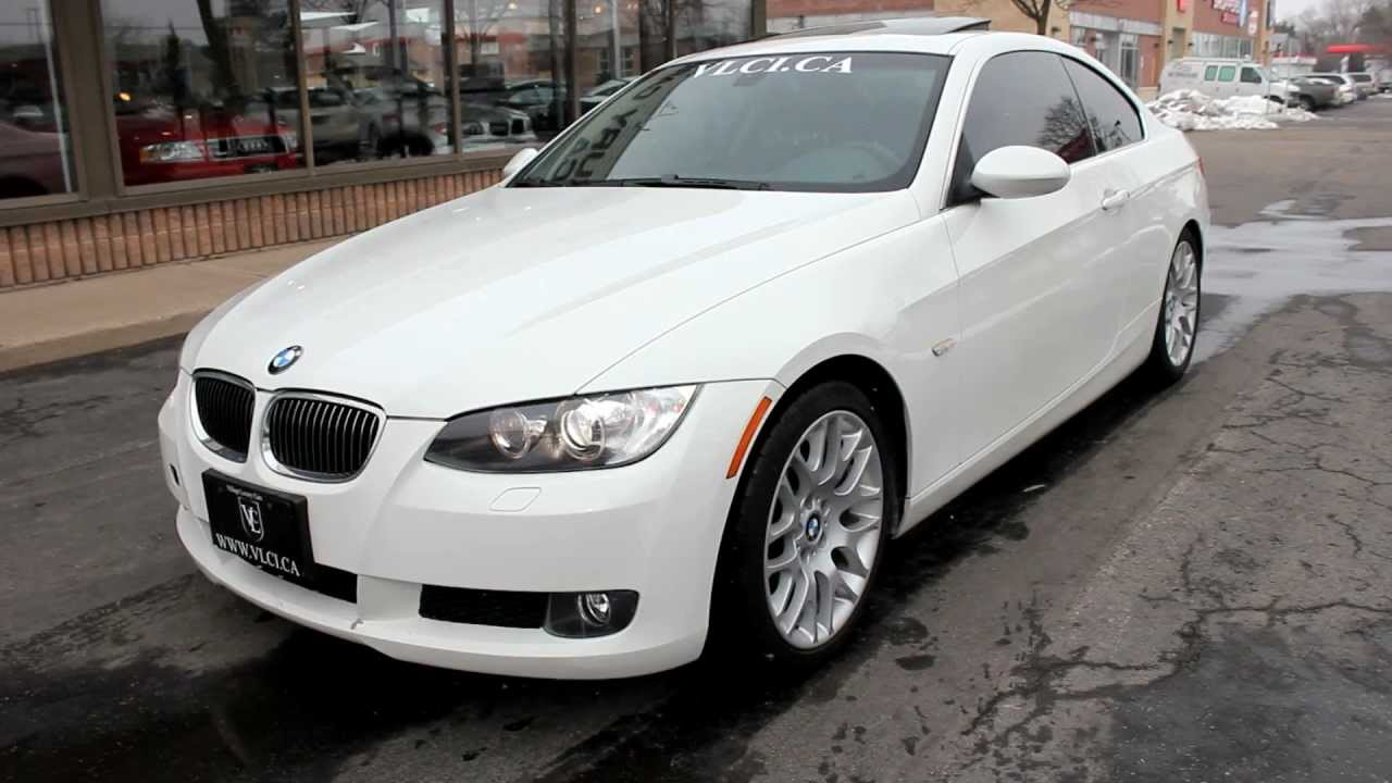 2007 bmw 328i coupe in review village luxury cars. Black Bedroom Furniture Sets. Home Design Ideas