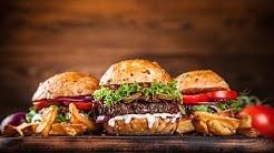 Vegetarische Beyond Meat Burger im Trend