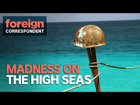 Madness on High Seas: Exploring the South China Sea (2014) | Foreign Correspondent