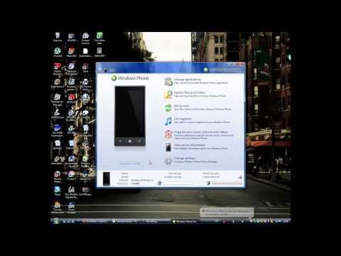 Установка ХАР файлов - Windows Phone Device Manager/XAP files - Windows Phone Device Manager
