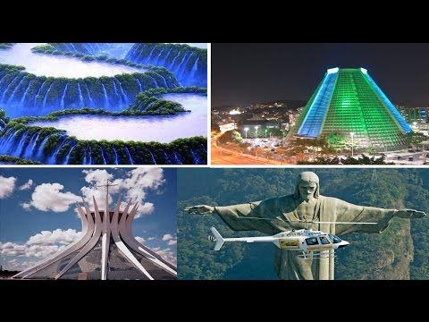 Что посмотреть в Бразилии
