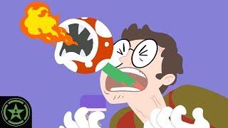 Der Gang Macht eine Mario - AH Animiert