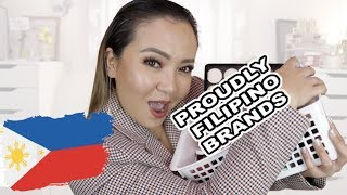 BEST OF 2018! LAHAT LOCAL MAKEUP BRANDS!