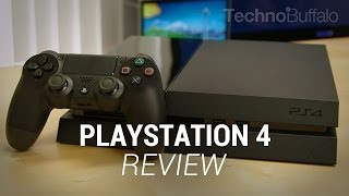 PlayStation 4 Review(PlayStation 4 Review (PS4) Read our full PS4 Review here: http://tchno.be/17RCVo6 PS4 Controller Comparison: http://tchno.be/18mxekT PS4 Setup and ..., 2013-11-26T21:29:13.000Z)