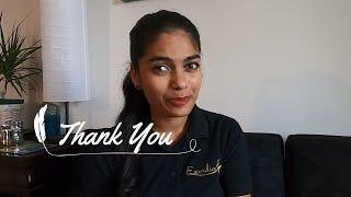 Magic in saying Thank You