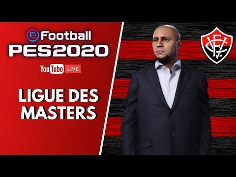 PES 2020 LIVE : On continue la Ligue des Masters avec Roberto Larcos !
