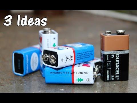 3 Ideas using