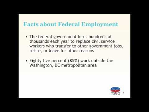 Federal Government: Exploring and Securing Opportunities