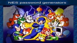 Mega Man 4 ※ Cracking Videogame Passwords S01E05