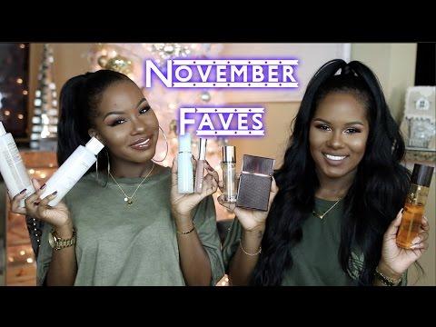 November Favorites 2016!