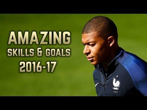 Kylian Mbappé 2016-17 | Amazing Skills & Goals | HD