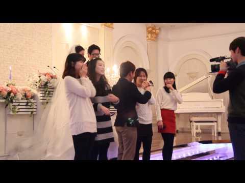 주례없는 결혼식 사회자 이벤트 영상