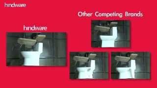 Hindware | Sanitaryware Flushing Tests