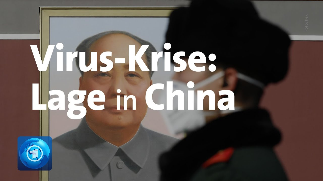 Download Virus-Krise in China: So ist der Alltag in Peking