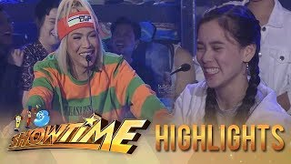 "It's Showtime PUROKatatawanan: Vice Ganda admits that he missed ""Ate Girl"" Jackque"