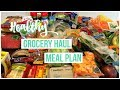 Healthy Grocery Haul #76 | Weekly Meal Plans | Weight Watcher Smart Points