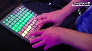 Novation Launchpad S Ableton Demo at Nevada Music UK