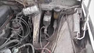 ГАЗ 24-01 Модернизация тормозов. ч.1
