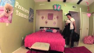 ROOMMATE PRINCESS ROOM PRANK!!!