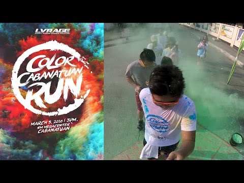 Color Cabanatuan Run