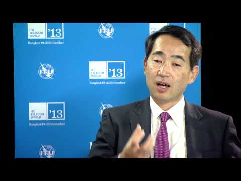 Mr Soichiro Seki, Director-General for International Affairs, MIC, Japan