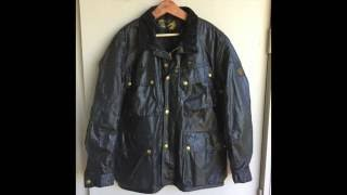 Belstaff Trialmaster Jacket - Restoration of a classic