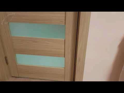 Двери Profil Doors 29X капучино мелинга, результаты установки
