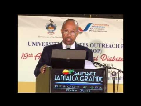 UDOP2013 5thSession SirPhilipSherlock Distinguished Lecture