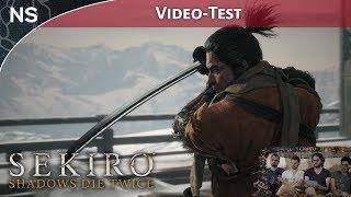 Sekiro : Shadows Die Twice | Vidéo-Test PS4 (NAYSHOW)