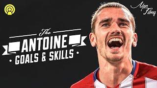 Antoine Griezmann - Goals & Skills 2015/2016 - HD