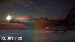 XL Stealth Jet F 35