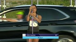 Liina Laasma 62.56M - Women's Javelin Throw - Motonet GP Lahti 2019