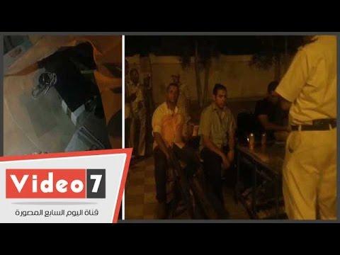 الأمن يضبط فردين خلال توزيعهما رشاوى على الناخبين أمام مدرسة ناهيا بكرداسة