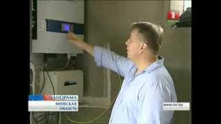 В Мядельском районе запустили новую ветроэнергетическую установку(Сегодня в Беларуси на 1 крупный объект альтернативной энергетики стало больше. В Мядельском районе запусти..., 2013-08-12T05:41:52.000Z)