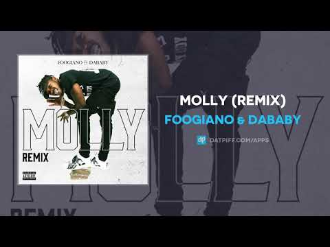 Foogiano & DaBaby – MOLLY (Remix) (AUDIO)