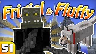 FRIGIEL & FLUFFY : LE CHÂTEAU DES ORCS | Minecraft - S5 Ep.51