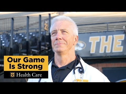 MU Health Care: Our Game Is Strong