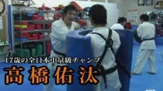 2010年11月1日より格闘技ウェブマガジンGBR(http://gbring.com)で特集...