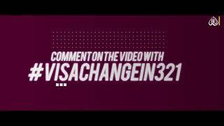 Win a FREE visa change package!