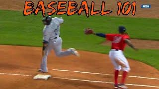 MLB Runners missing Bases