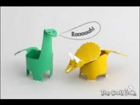 Dinosaur Crafts