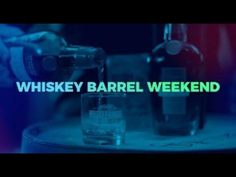 Whiskey Barrel Weekend 2021