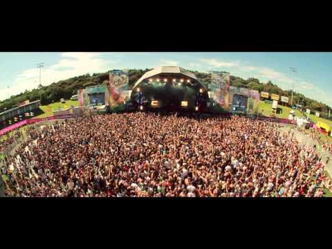Chase & Status Live at Future Music Festival - Perth