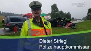 Tödlicher Unfall bei Pullenreuth