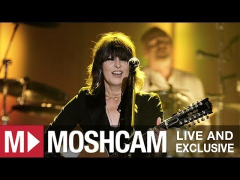 The Pretenders  Back On The Chain Gang  in Sydney  Moshcam