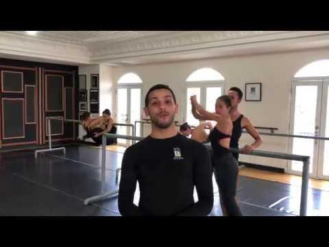 Ballet Brio en el Encuentro Nacional de Danza - (MWDP) 2018