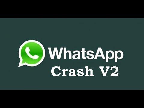Whatsapp Crash v2